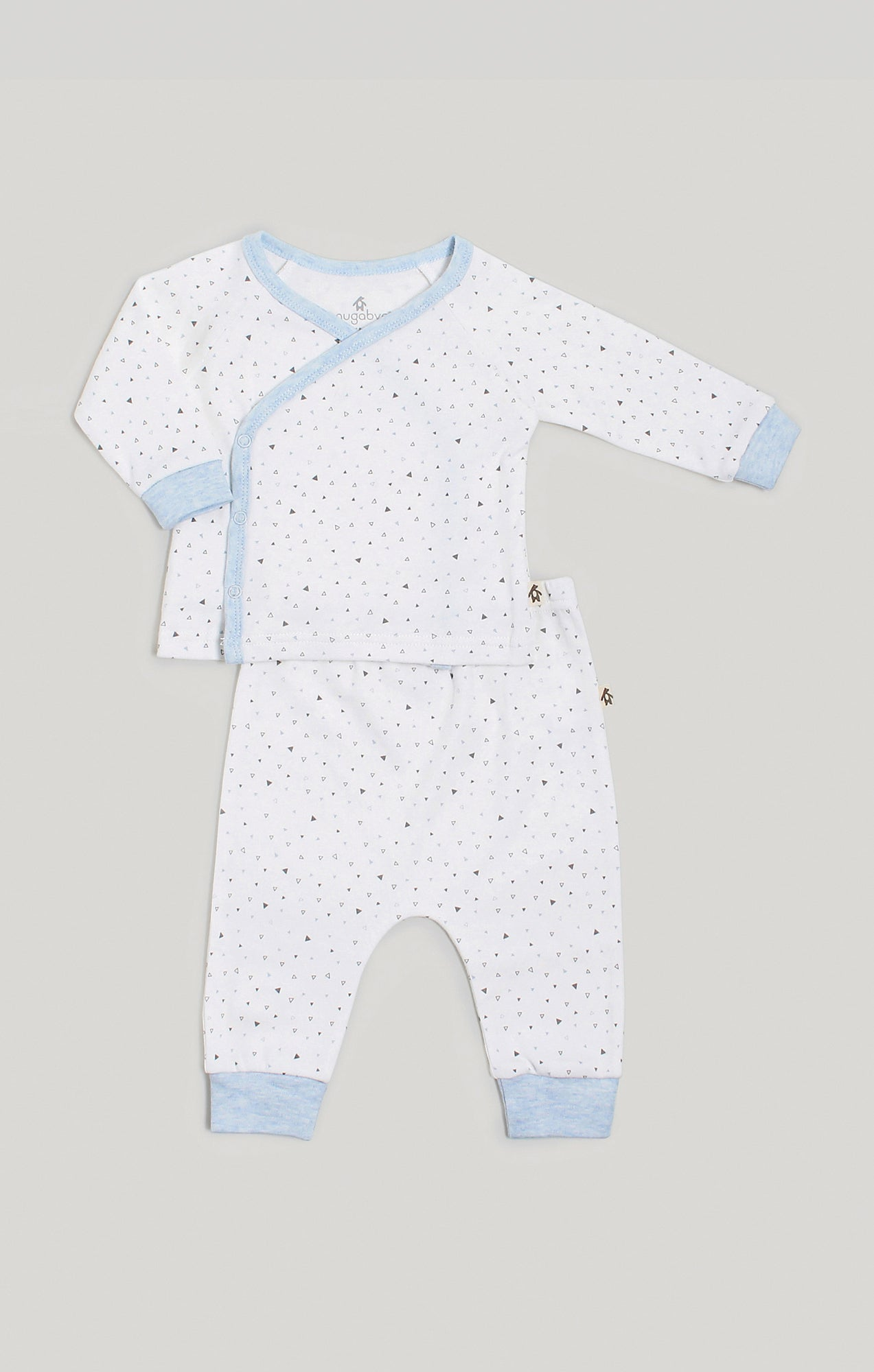 Baby Clothes | Kimono and Harem Pant Pajama Set