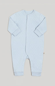 Sleeper - Baby Boy Quilt Jumpsuit