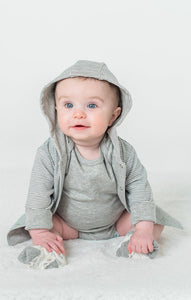 Dream Reversible Grey Hoody