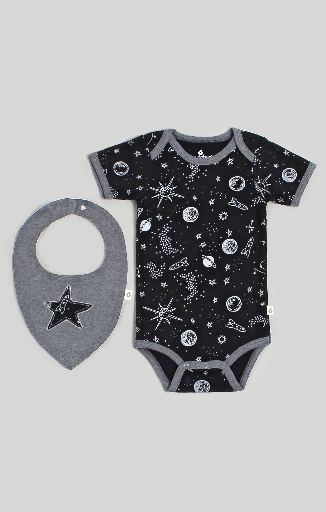 Baby Clothes | Space Baby Bodysuit