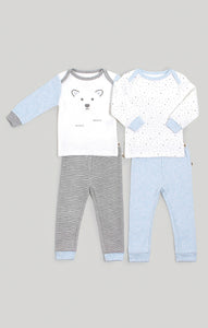 Baby Clothes - Baby Boy Pajamas 2 Pack