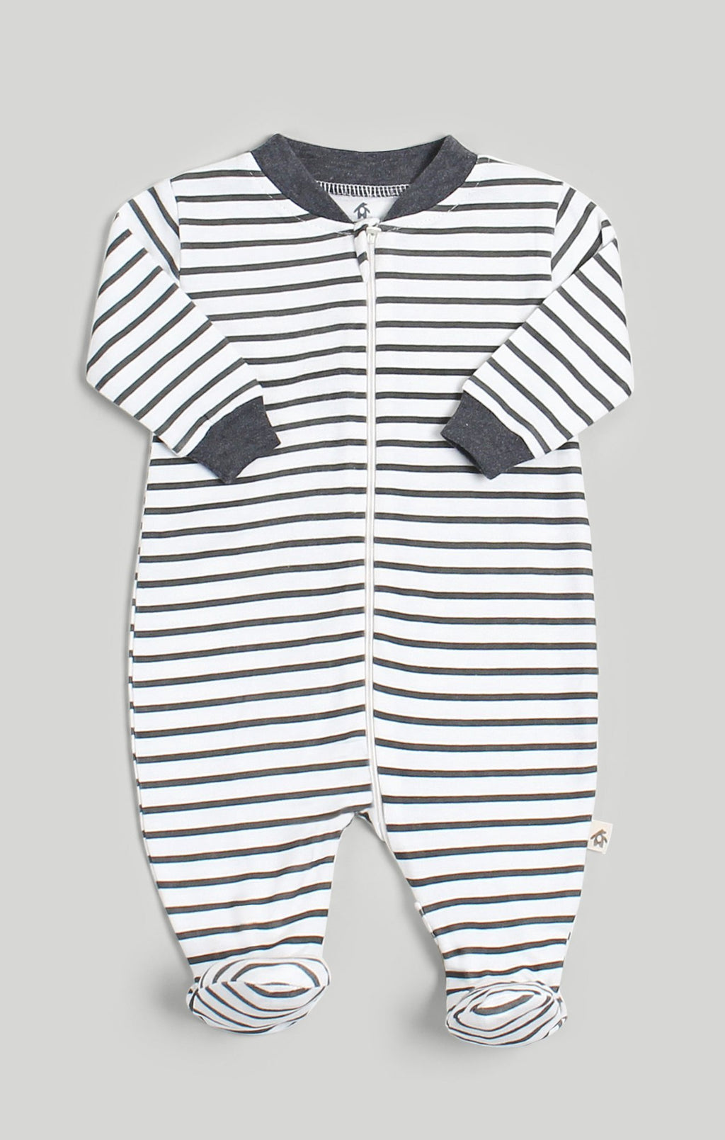 Baby Clothes | Stripe Baby Sleeper