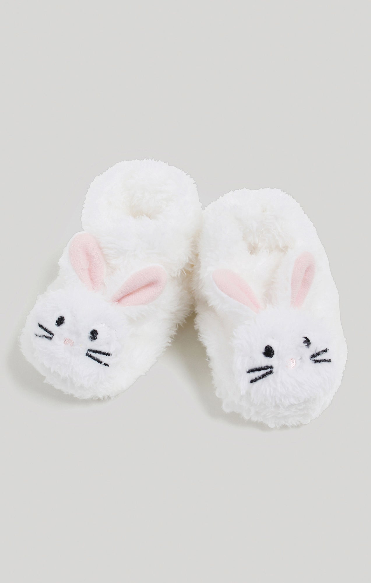 Baby Girl Bunny Slippers | Baby Accessories
