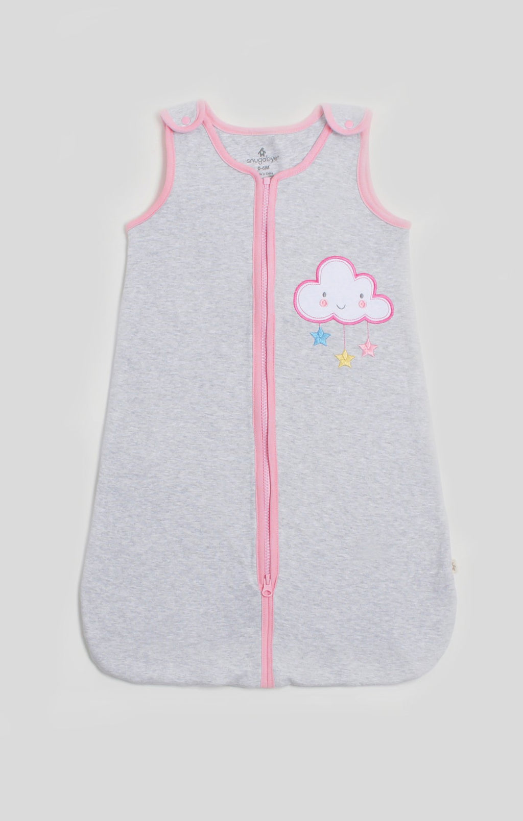 Baby Sleep Sack - Pink Cloud Sleep Bag