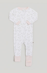 Baby Clothes | Convert-A-Foot Bunny Baby Sleeper