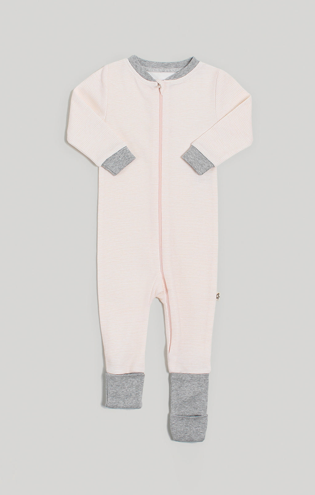 Baby Clothes | Convert-A-Foot Pink Baby Sleeper