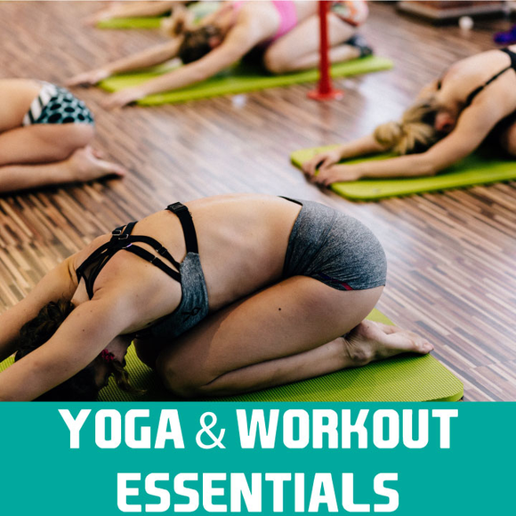 YOGA AND WORKOUT ESSENTIALS