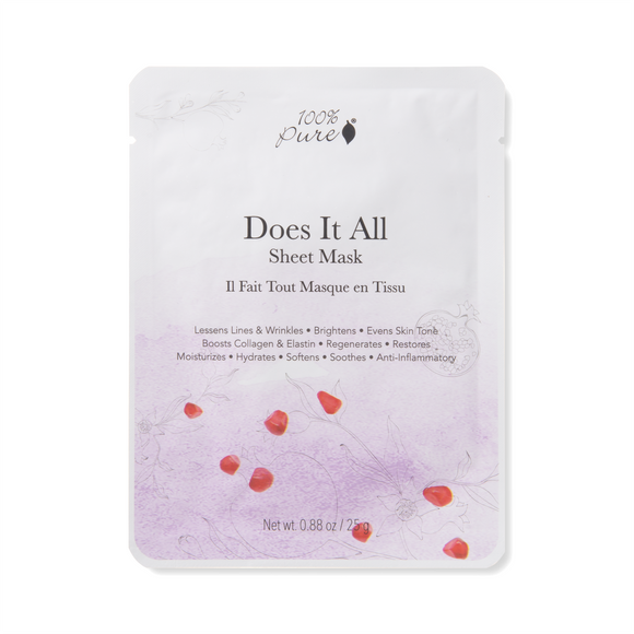 Sheet Mask: Does It All Masks - Relax Me