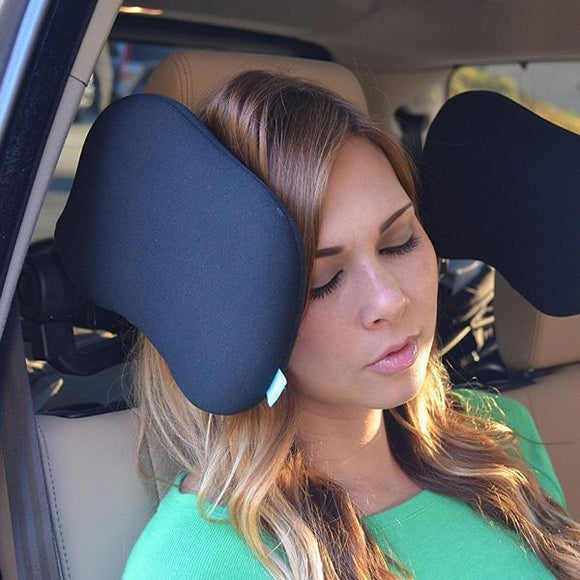 Car Travel Headrest And Neck Support - Relax Me