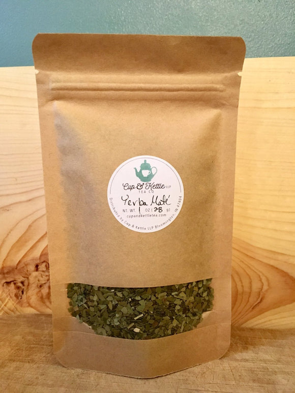 Yerba Mate Tea 1 oz Bag - Relax Me