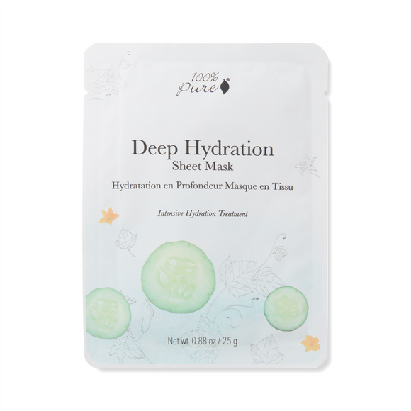 Sheet Mask: Deep Hydration Masks - Relax Me