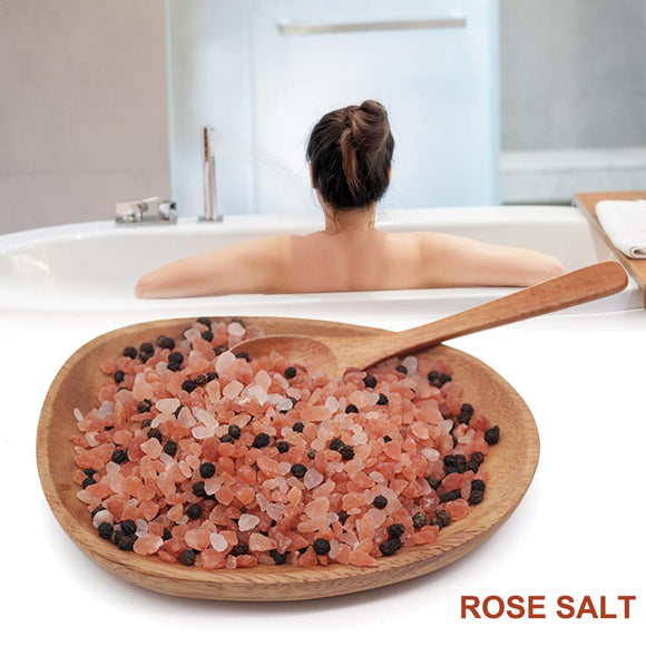 Himalayan Crystal Rose Exfoliation Bath Powder - Relax Me