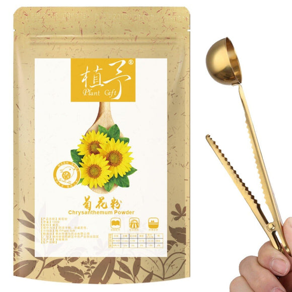 100% Pure Natural Plant Chrysanthemum Spa Facial Mask Powder - Relax Me