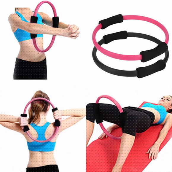 Massage Pilates Dual Grip Sporting Goods Pilates Yoga Ring Body Fitness Equipment - Relax Me