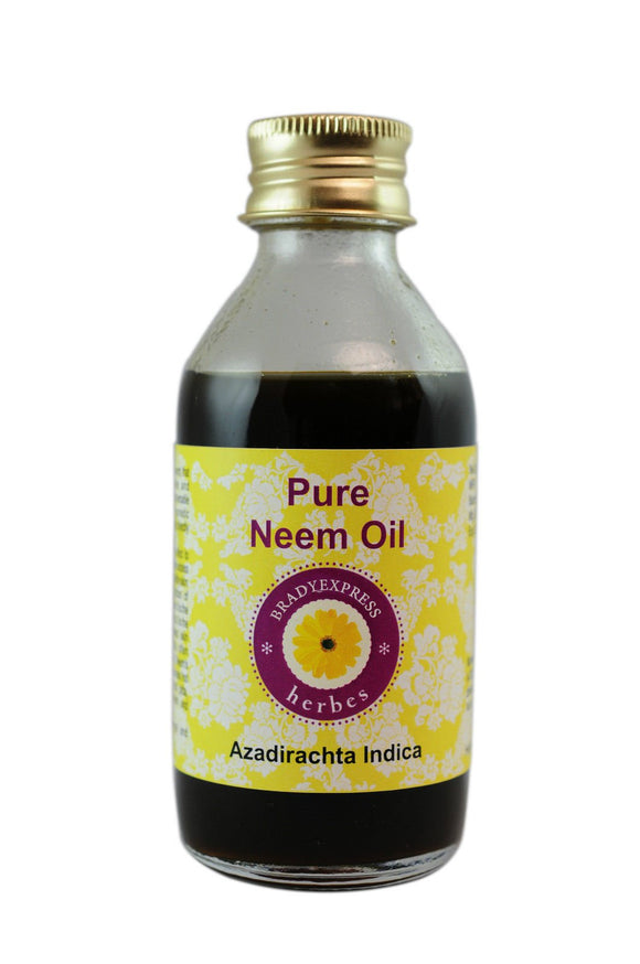 Pure Neem Oil 100% Natural Cold Pressed - Relax Me