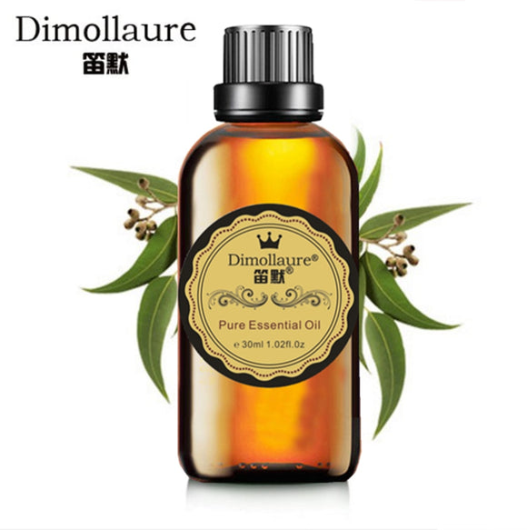 Eucalyptus Essential Oil Nasal Congestion Aromatherapy Skin Care Massage Oil - Relax Me