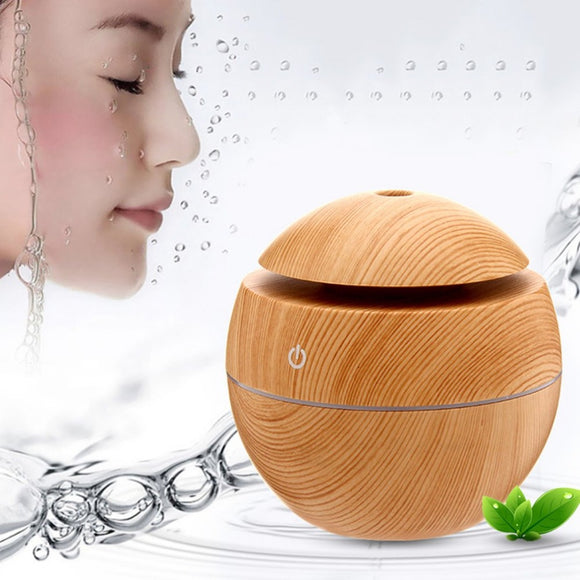 USB Electric Aroma Car Air Freshener Auto Home Aromatherapy Air Purifier Activated Bamboo Charcoal - Relax Me