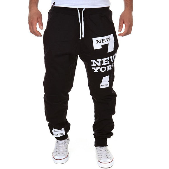 Men's New York 7 Joggers - Relax Me