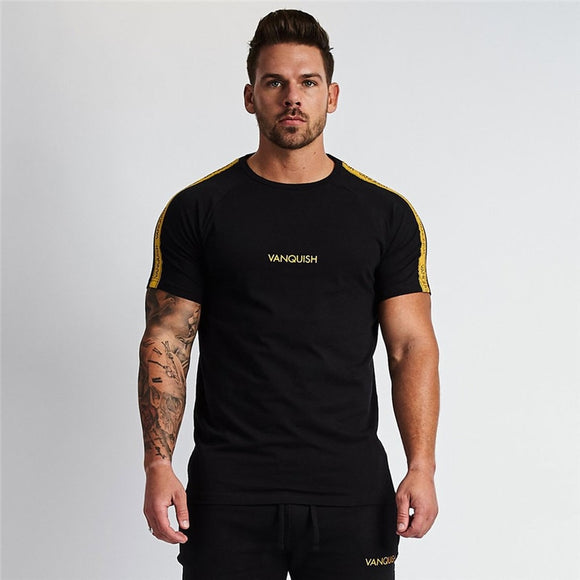Men's Fitness Workout T-Shirt - Relax Me