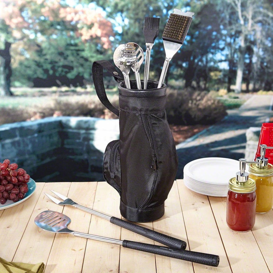 Golfers Grilling Tool Set