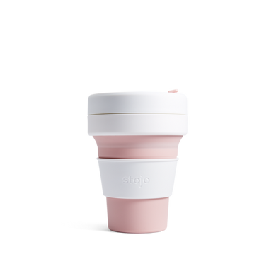 Stojo pocket - Rose (12oz, 350ml)