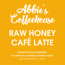 Premium: Raw Honey Latte