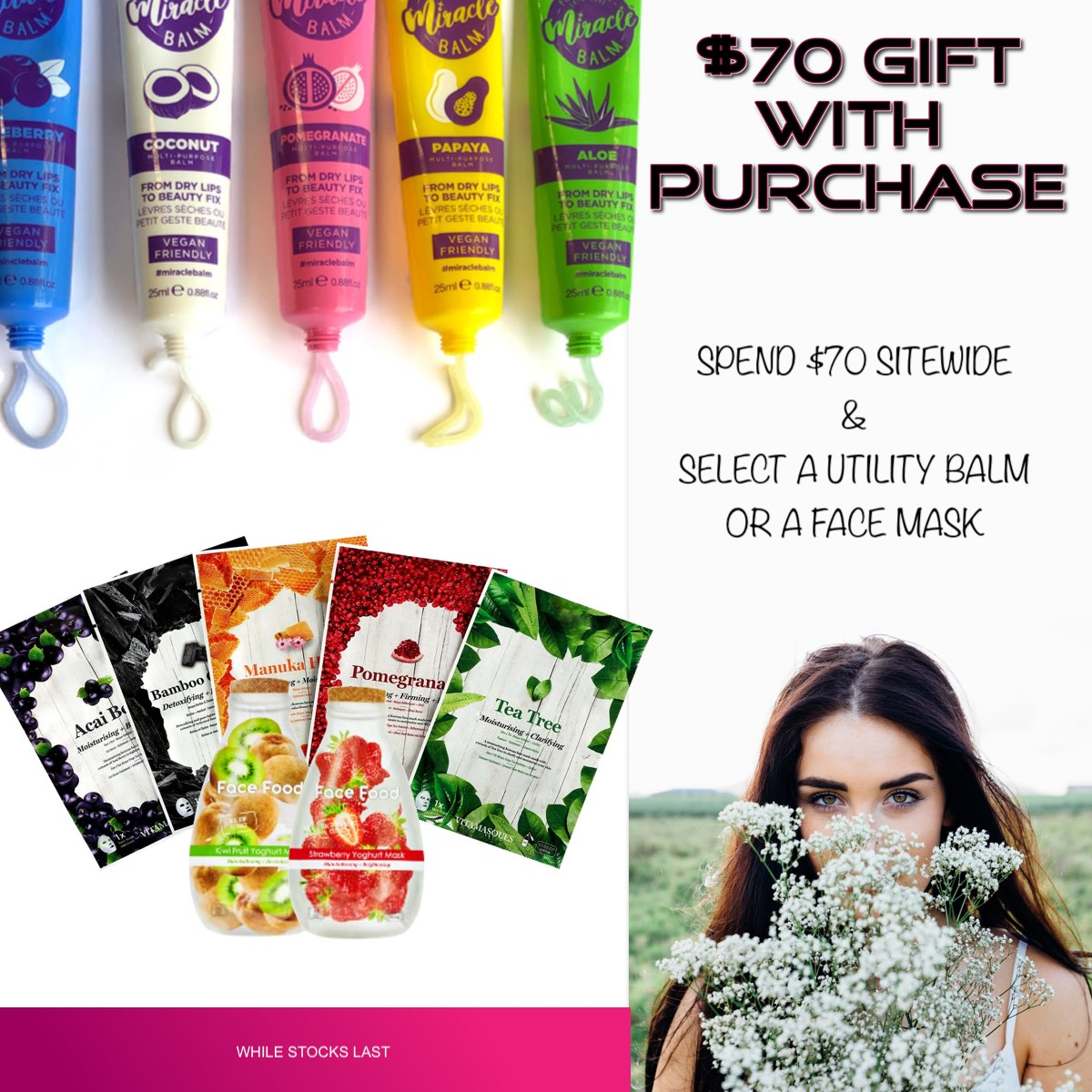 bella scoop gift with purchase $70 spend