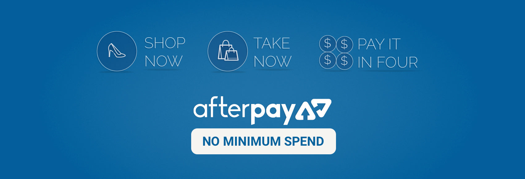 Afterpay available no minimum spend bella scoop