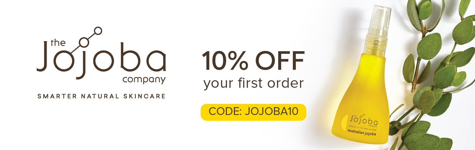 the jojoba company 10% off your first order bella scoop