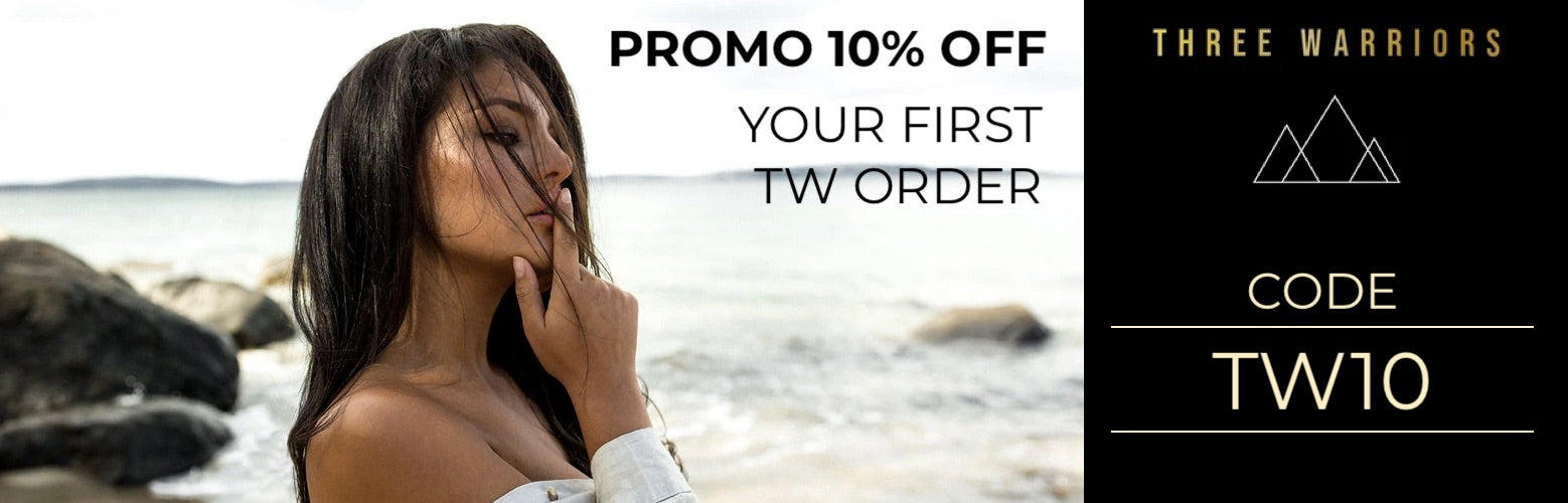 three warriors 10% off your first order bella scoop