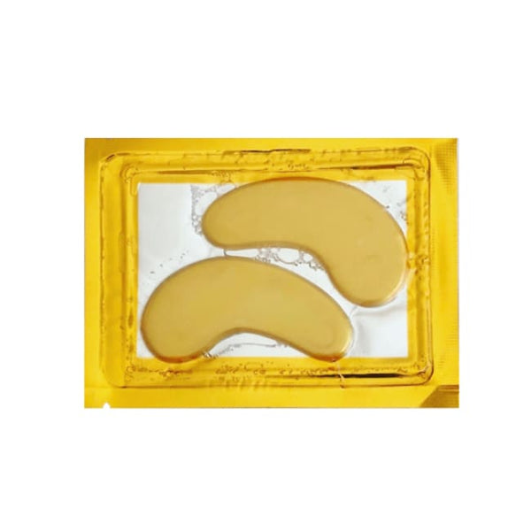 24k Gold Collagen Eye Mask Sample - Sample