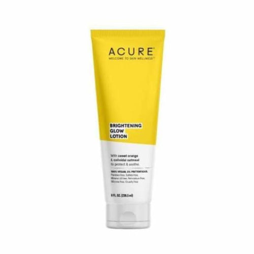 Acure Brightening Glow Lotion - Lotion