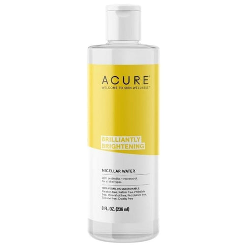 Acure Brightening Micellar Water - Cleanser