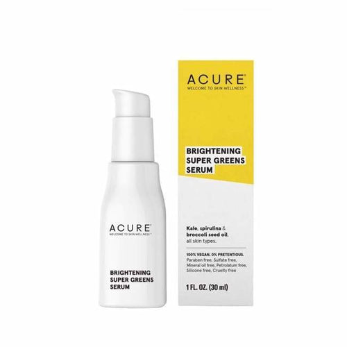 Acure Brightening Super Greens Serum - Serum