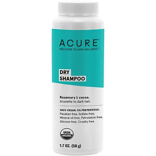 Acure Dry Shampoo - Brunette to dark hair - Shampoo