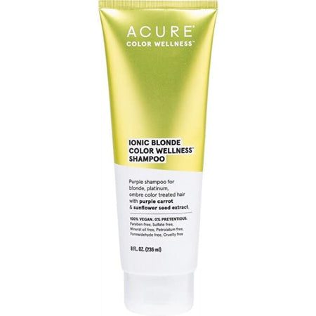 Acure Ionic Blonde Color Wellness Shampoo