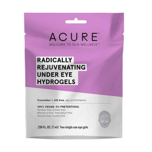 Acure Radically Rejuvenating Under Eye Hydrogels - Mask
