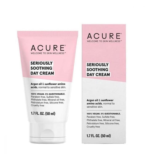 Acure Seriously Soothing Day Cream - Moisturiser