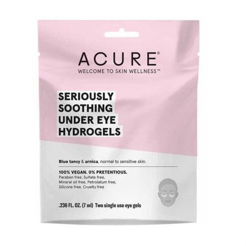 Acure Seriously Soothing Under Eye Hydrogels - Mask