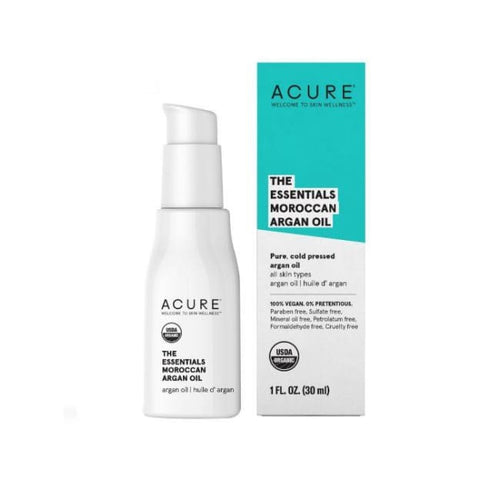 Acure The Essentials Moroccan Argan Oil - Oil