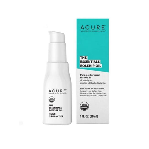 Acure The Essentials Rosehip Oil - Oil