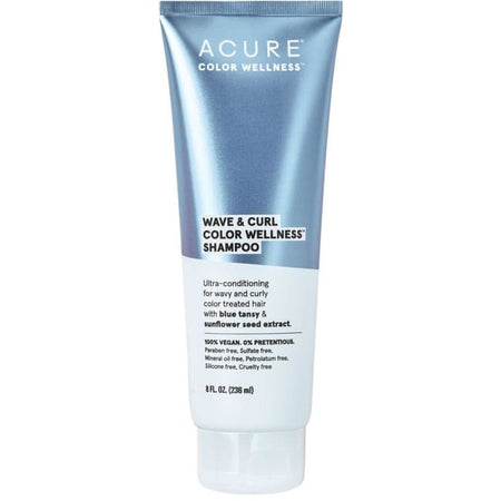 Acure Wave & Curl Color Wellness Shampoo
