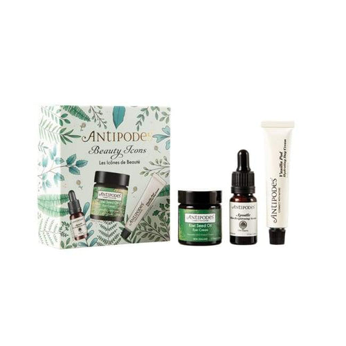 Antipodes Beauty Icons Pack - Eye Cream