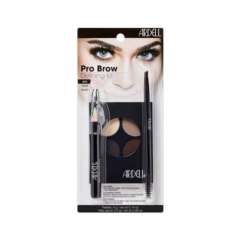 ARDELL Complete Brow Defining Kit Dark - Eyebrow Kit