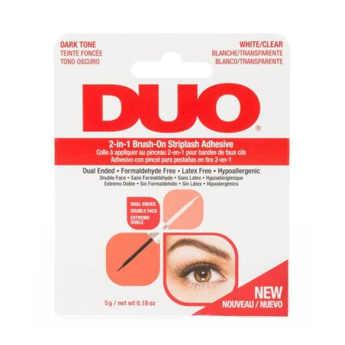 ARDELL Duo 2-in-1 Brush-On Striplash Adhesive - Glue