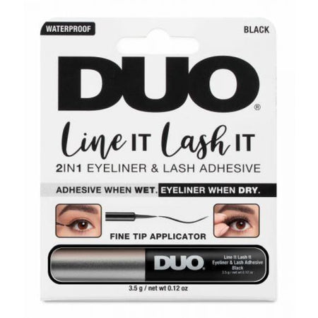 ARDELL Duo Line It Lash It - 2-in-1 Eyeliner & Lash Adhesive