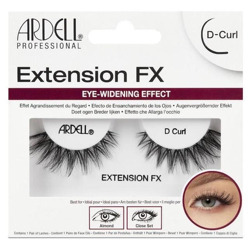 ARDELL Extension FX Lashes - D-Curl - Lashes