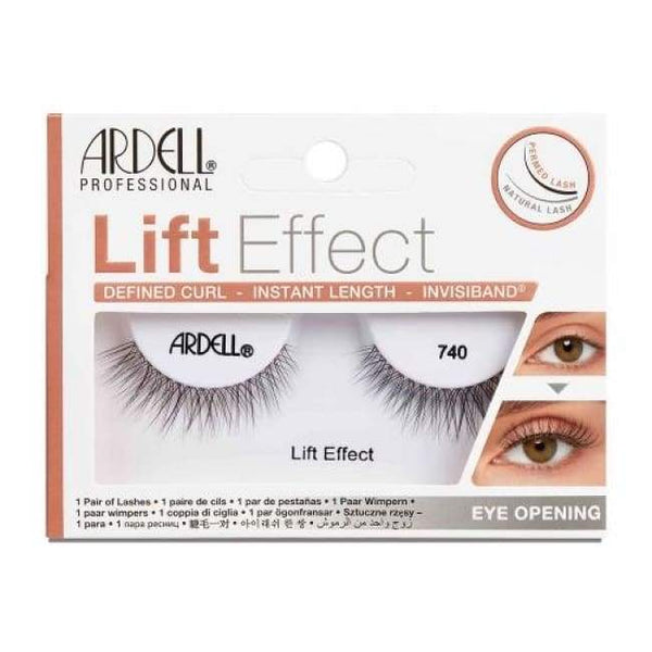 ARDELL Lift Effect Invisiband Lashes - 740 - Lashes