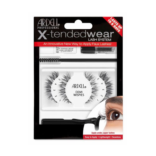 ARDELL X-tended Wear Demi Wispies - Lashes