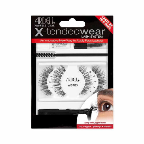ARDELL X-tended Wear Wispies - Lashes